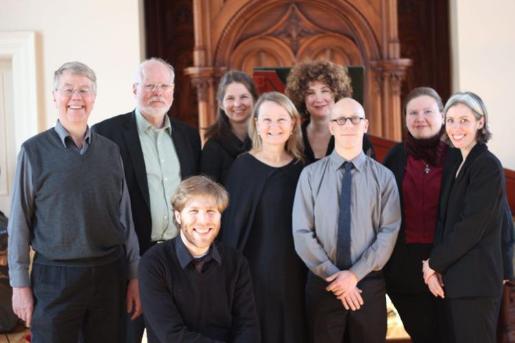Wisconsin Baroque Ensemble WISCONSIN BAROQUE ENSEMBLE