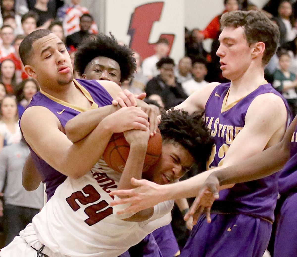 East vs. La Follette rebound