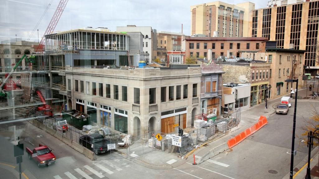 The Changing Face Of Madison A New Downtown Development