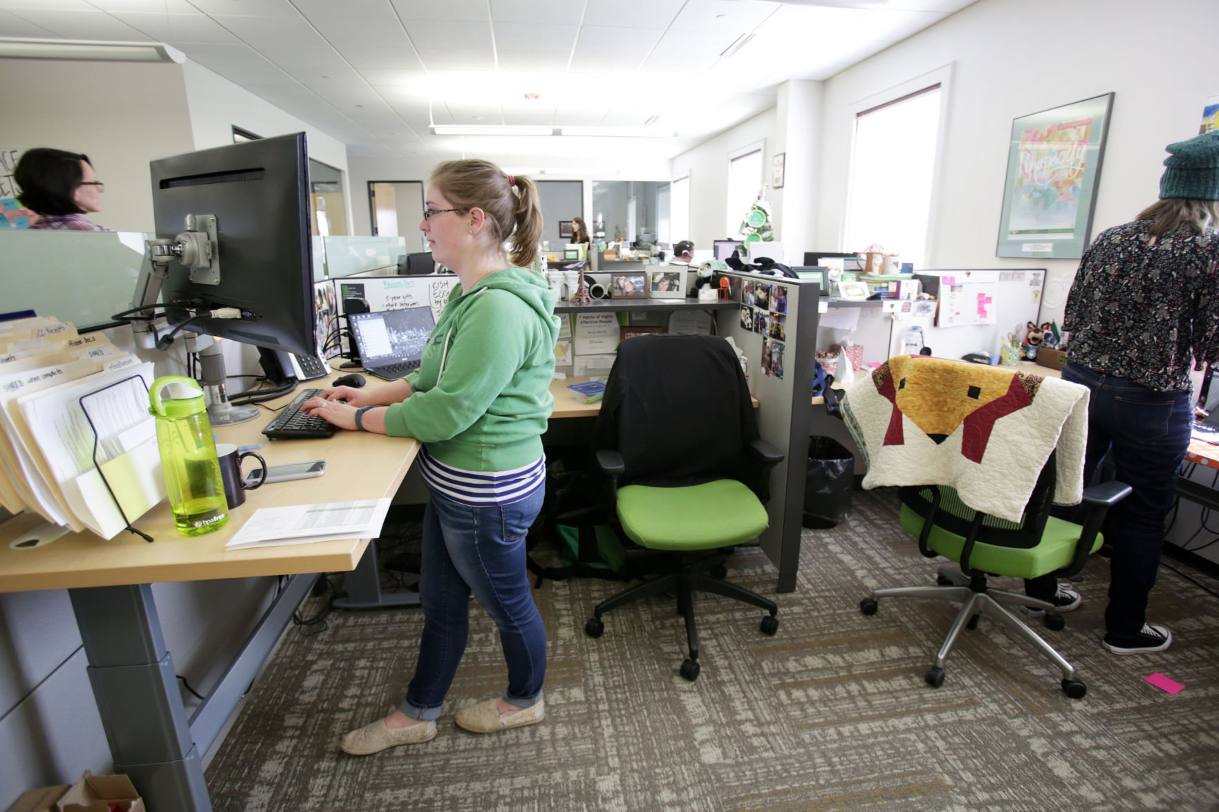 Madison shows great momentum in tech job growth Brookings analyst