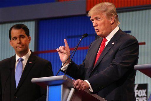 Donald Trump and Scott Walker (copy)
