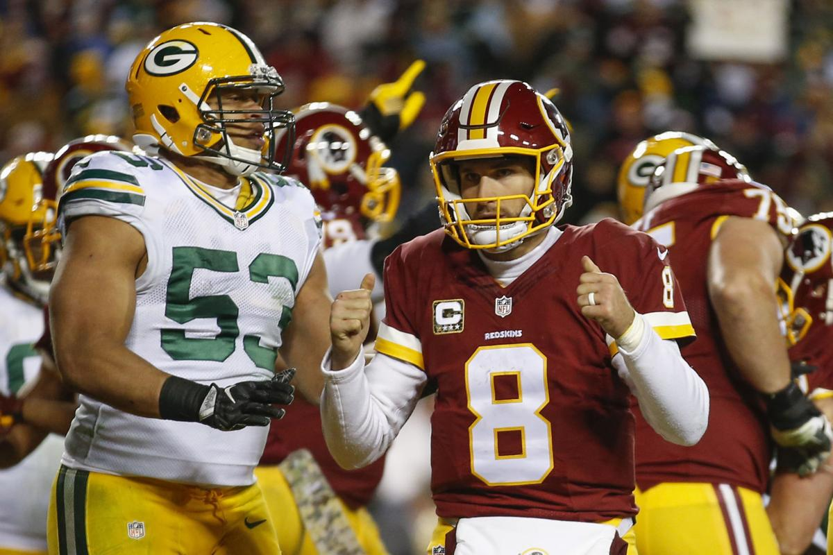 Kirk Cousins, AP photo