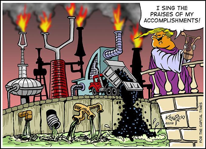 Editorial cartoon (1/10/2018)
