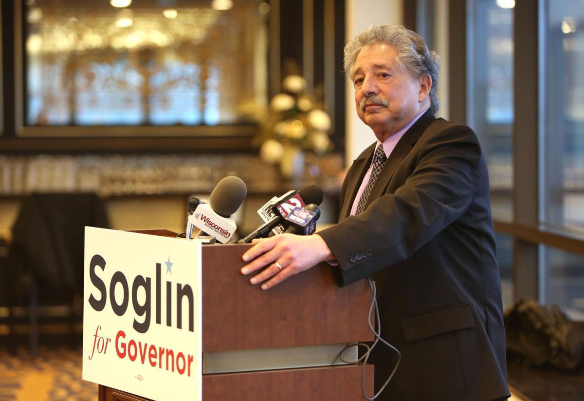 Paul Soglin running for governor