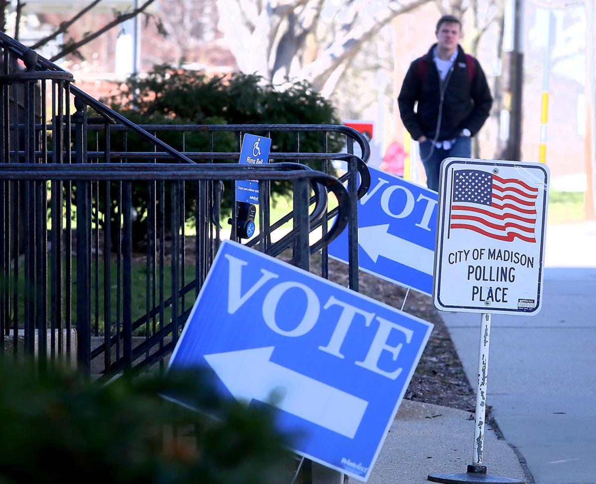 Election Day April 2016 (copy) (copy)