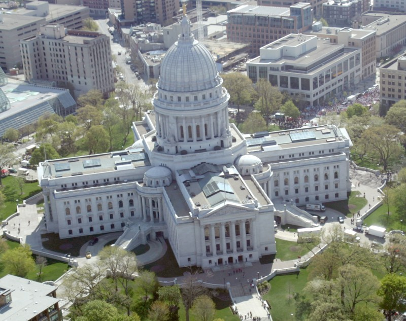 state capitol file photo for pension story