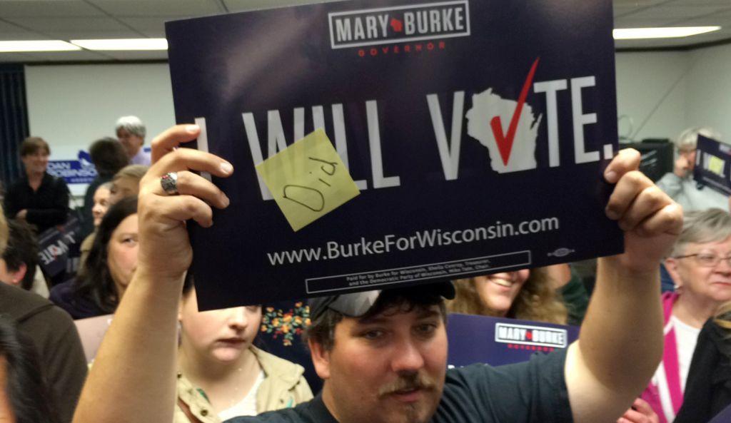 elections and wisconsin vote democrat
