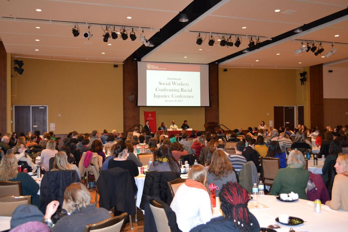 Social work conference
