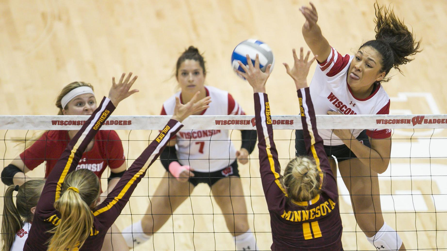 Badgers volleyball: Preview of UW match against Nebraska