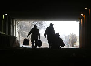 State homeless advocates urge focus on prevention, housing, employment