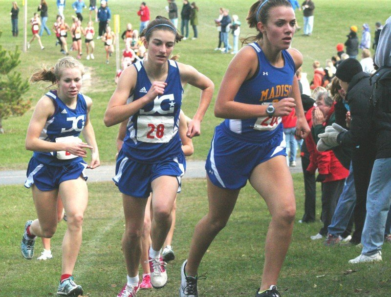 big 8 conference cross country meet results