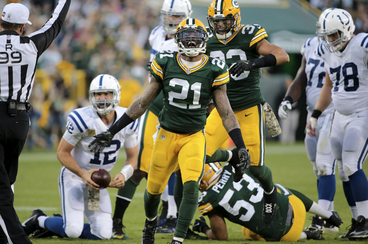 Packers Ha Ha Clinton Dix s pursuit of degree leads to internship