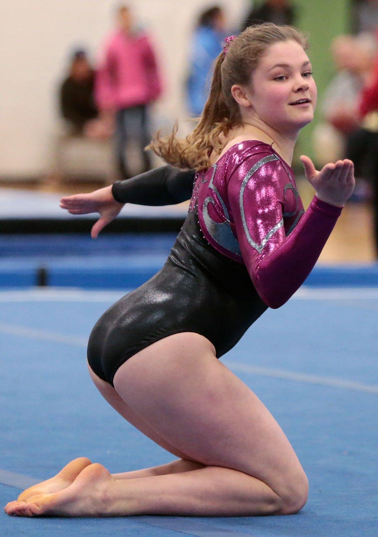 state high school gymnastics meet