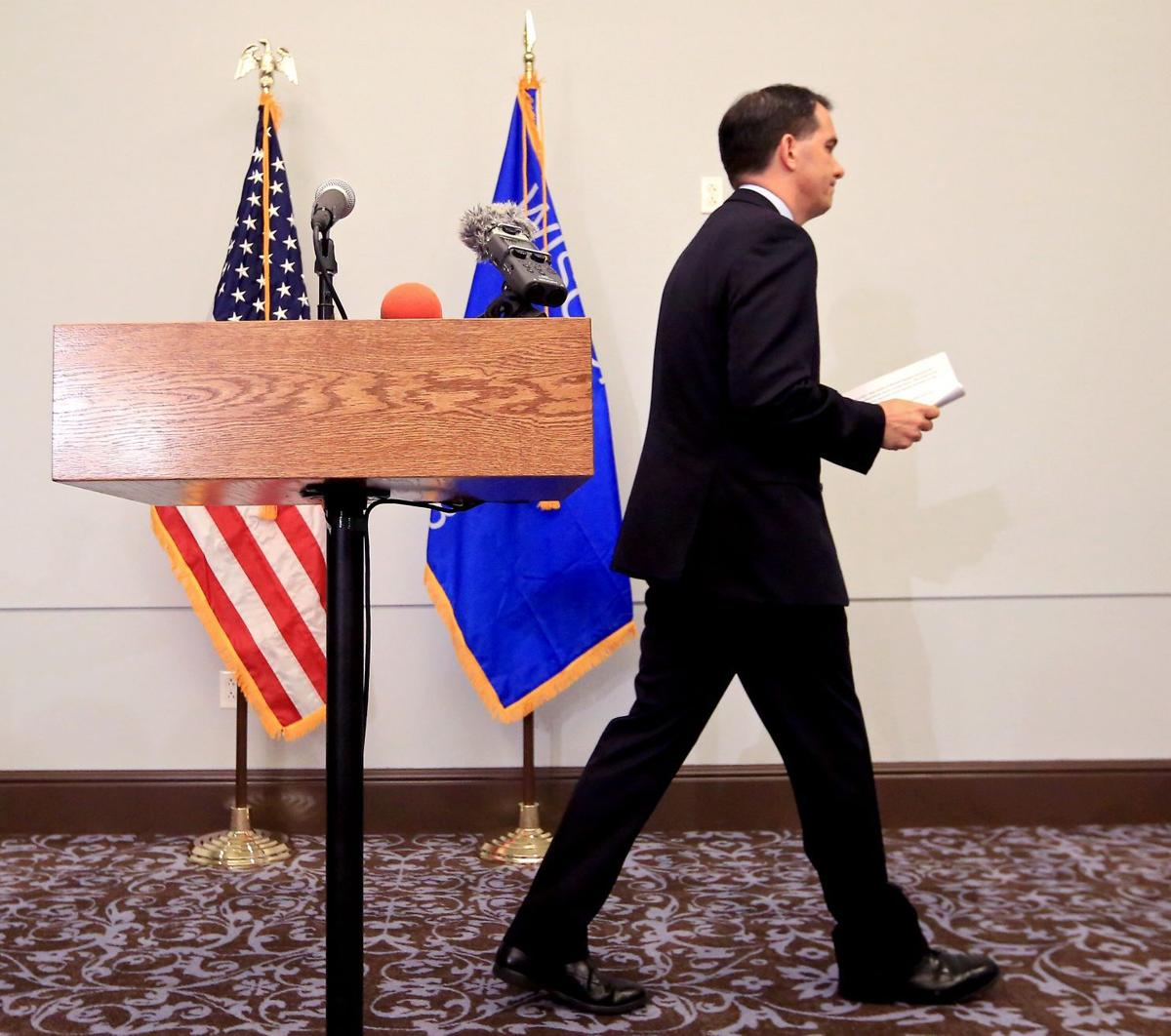 With Scott Walker out, how does GOP field shake out in Wisconsin