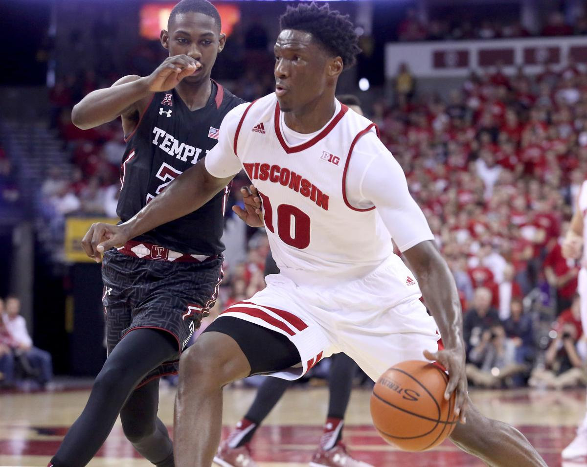 Nigel Hayes photo
