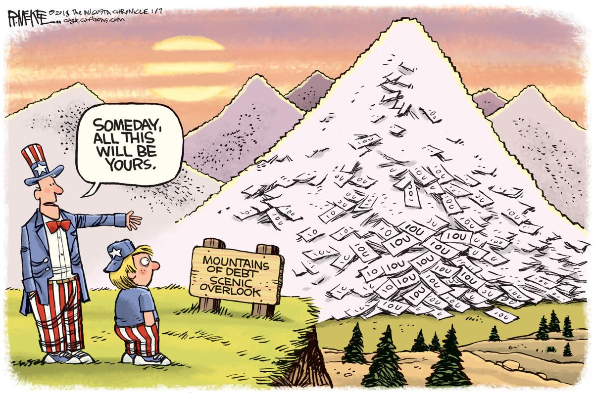 ANOTHER VIEW   RICK MCKEE, AUGUSTA CHRONICLE
