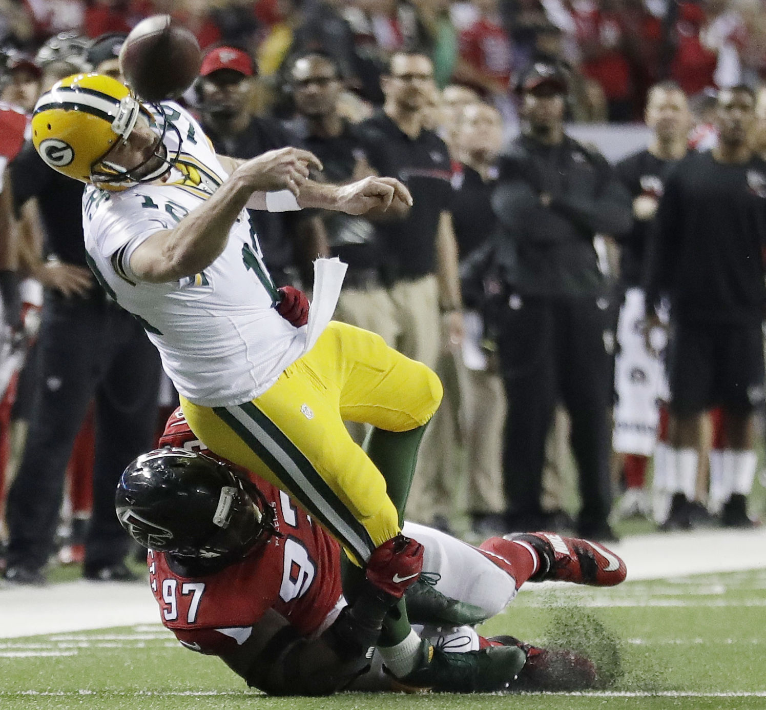 5 things to watch in Packers-Falcons game