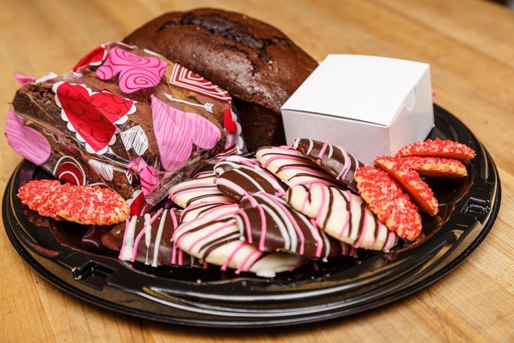FEED Bakery Valentine's offerings FEED BAKERY