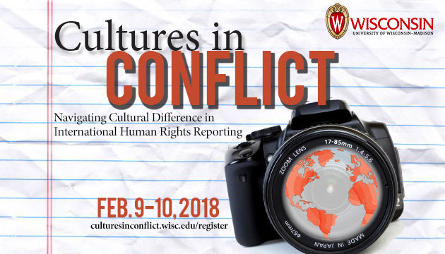 Cultures in Conflict UW-MADISON