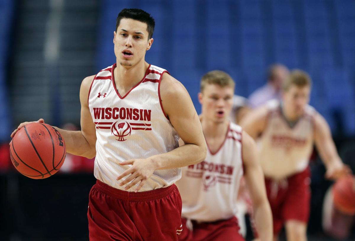 Bronson Koenig - Badgers