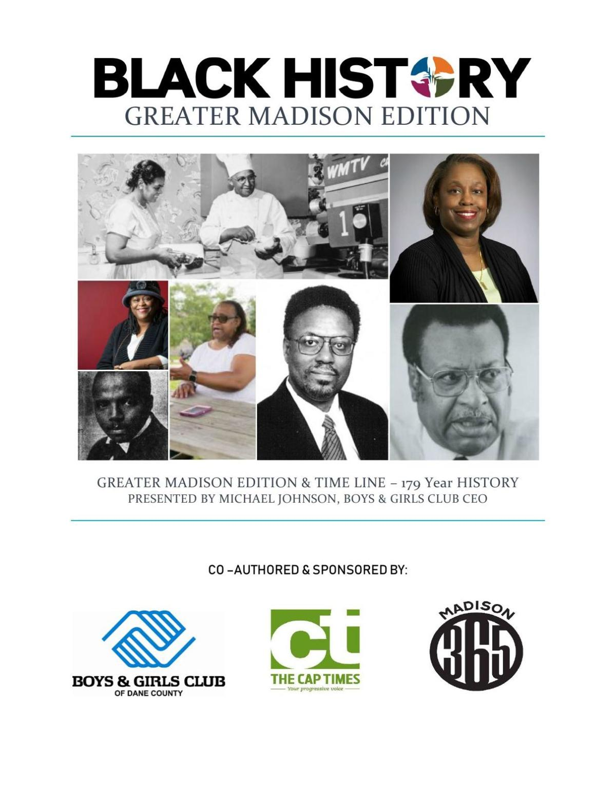 Greater Madison Black History