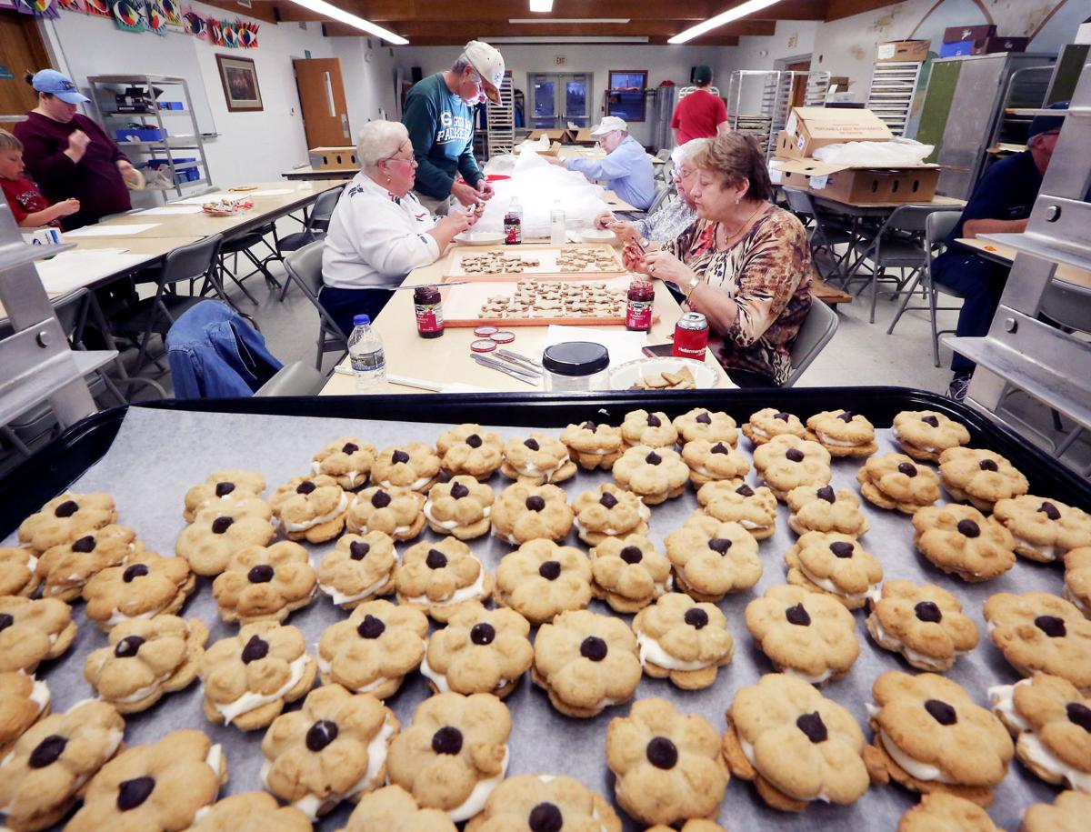 Lebanon cookies