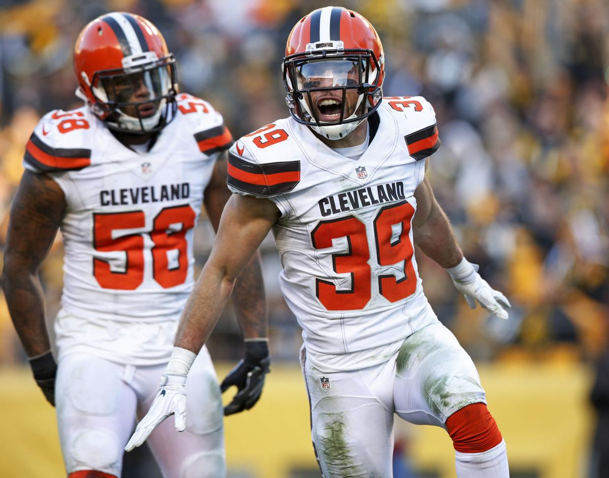 Browns Steelers Football