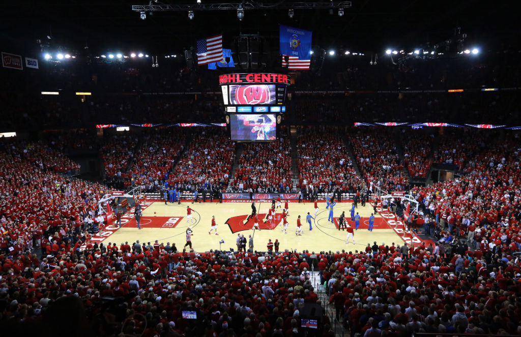 Badgers basketball: Kohl Center to feature new court design for 2016-17 season   Wisconsin ...