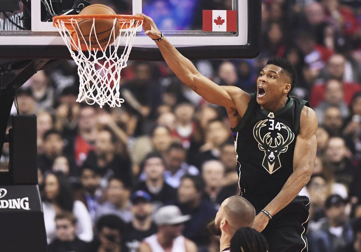 Giannis Antetokounmpo photo