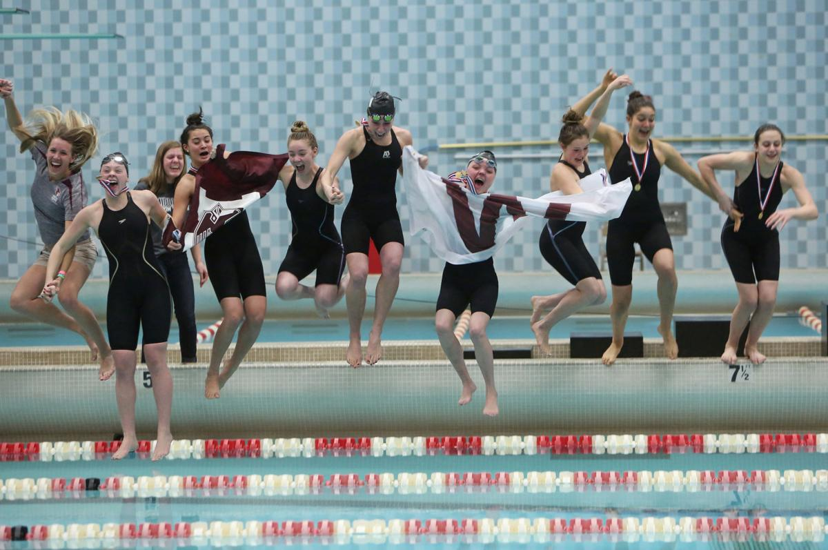 Middleton swimmers photo