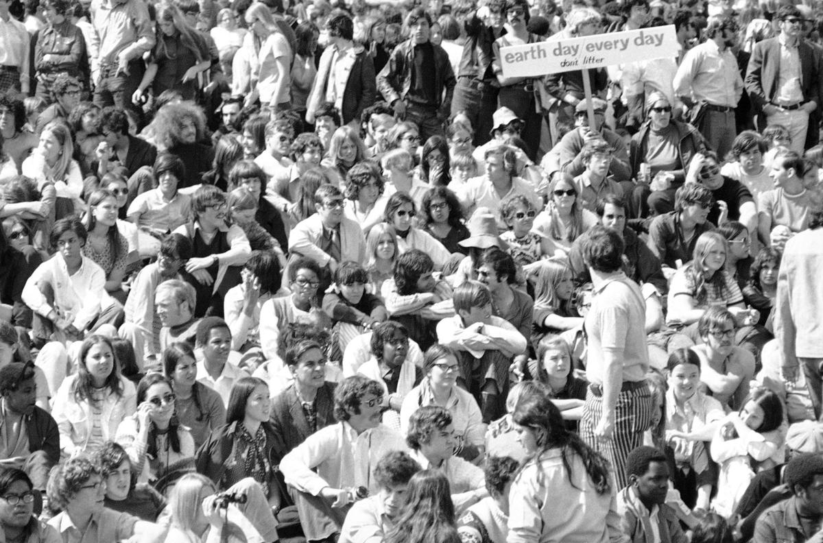 photos nearly 50 years of earth day celebrations national