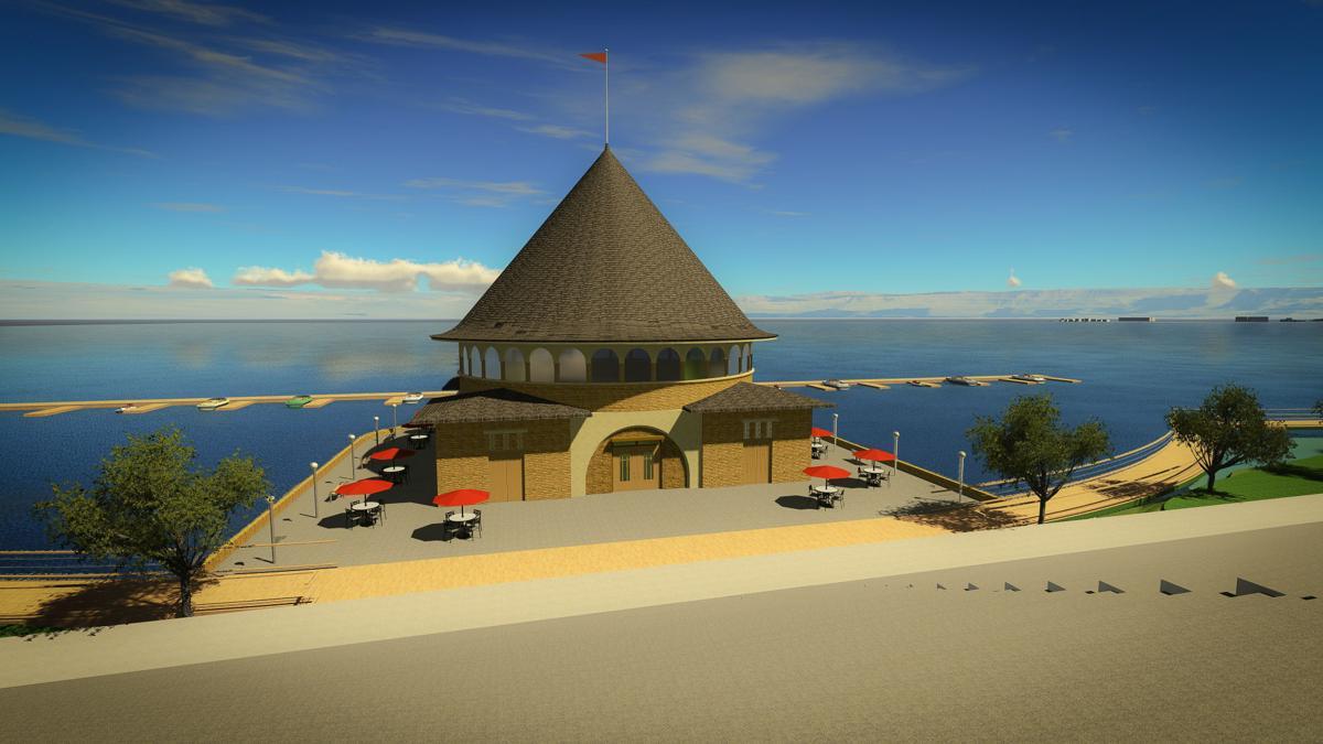 Monona Boathouse 2
