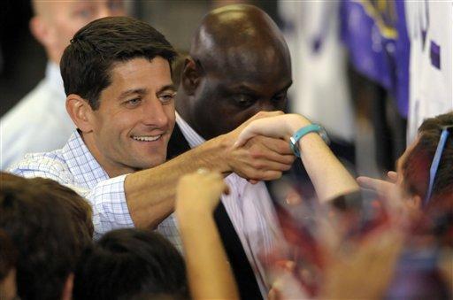 Paul Ryan in Greenville, N.C.