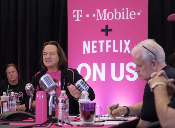 Mobile's latest Un-carrier move offers free Netflix