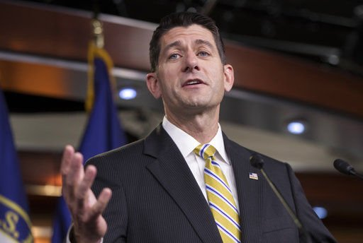 Ryan: Majority in Congress want to protect young immigrants