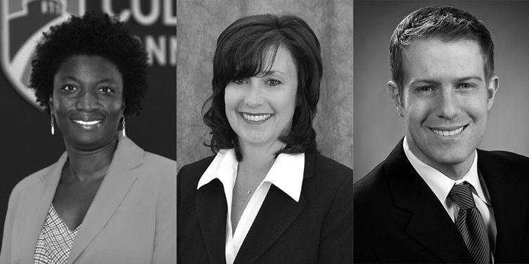 Dorothy Conduah, Sarah Dunn, Michael C. Morey