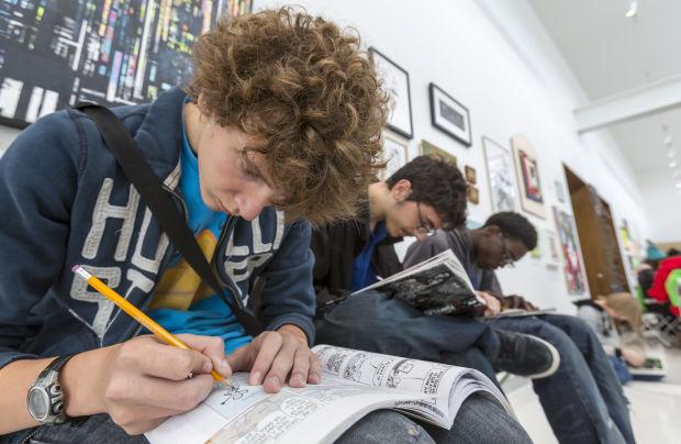 School Spotlight: Madison Book Festival