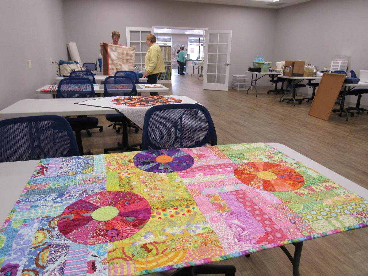 Homes For Sale Middleton Wi >> Blue Bar Quilts brings modern quilting and expansive shop to Middleton | Madison Wisconsin ...