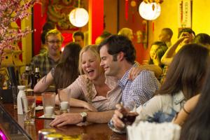 Movie review: Amy Schumer's 'Trainwreck' stays safely on rom-com tracks