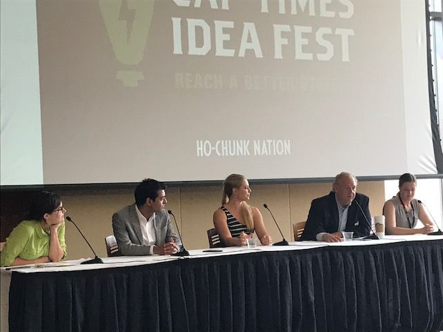 idea fest 2030 panel