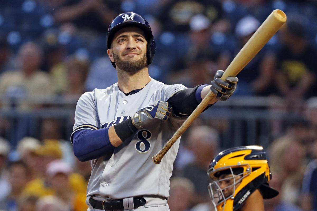 Ryan Braun 2017, AP generic file photo