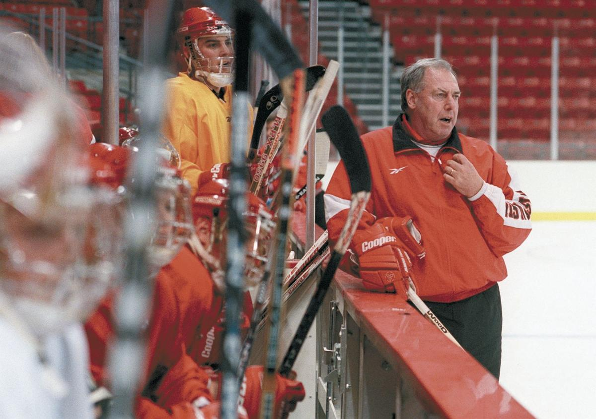 Badgers men's hockey: Celebration of Jeff Sauer's life ...