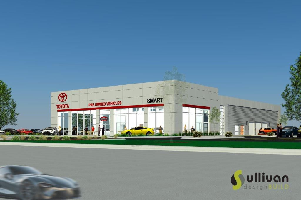 Smart motors to break ground on used car facility for Smart motors toyota madison wi