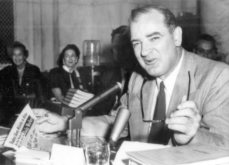 Image result for sen joseph mccarthy censured