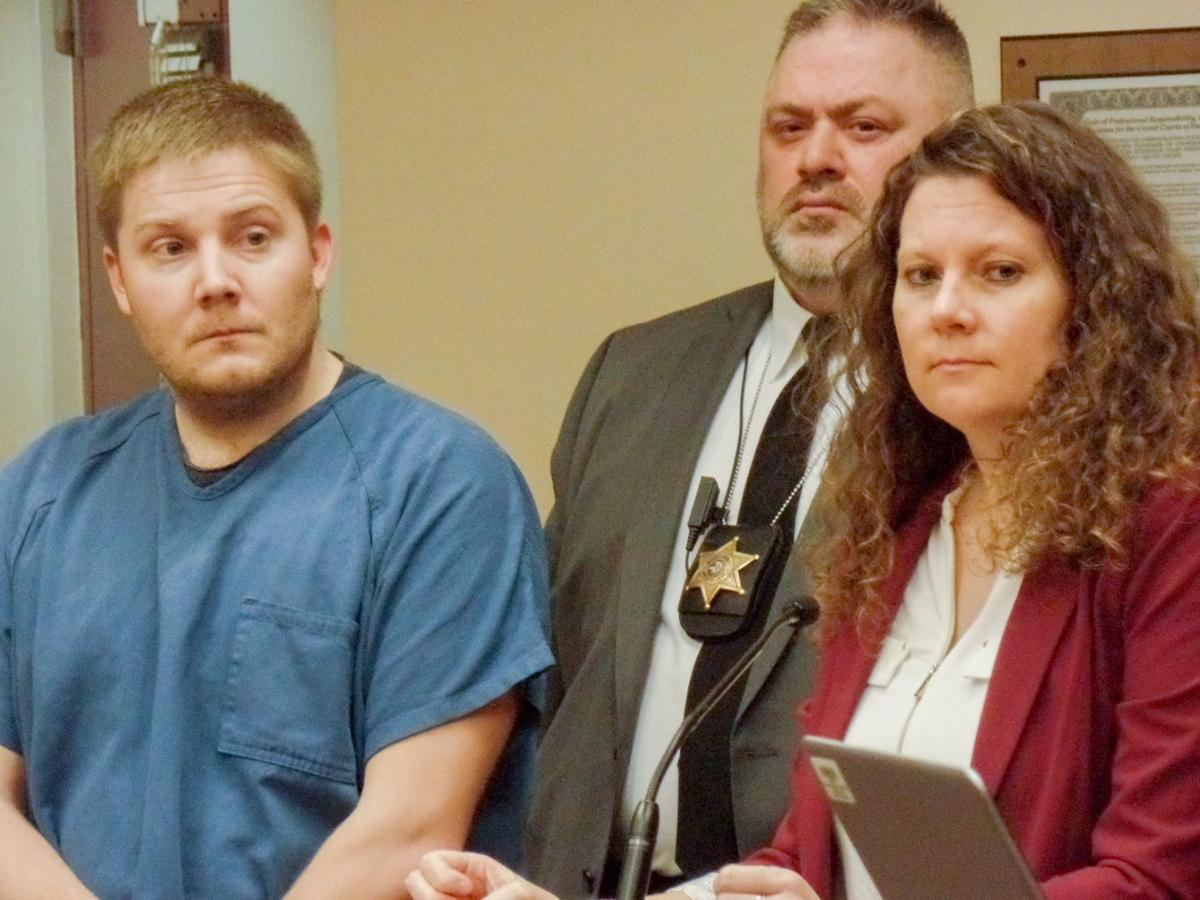 Brian Campbell in court