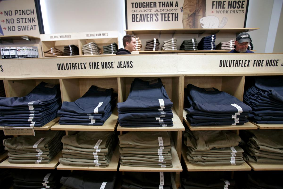 · Duluth Trading Company - solver of the problem of plumbers crack - is expected to open a store in Ramsey, its first location in New Jersey. The retailer signed a lease for 13,square-feet of.