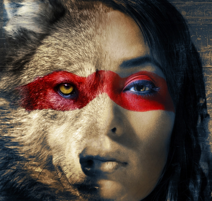 Wolf story cover photo