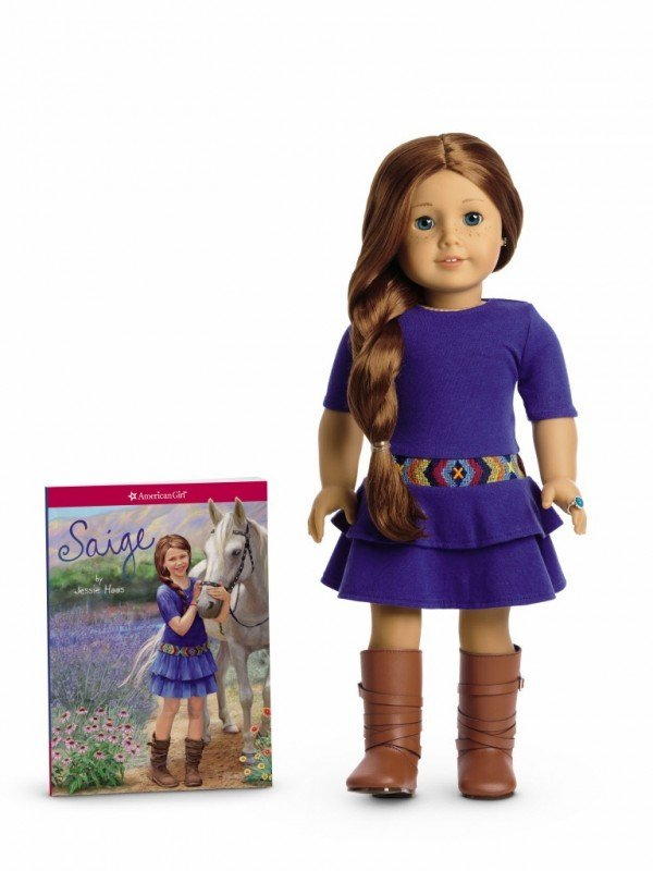 american girl to introduce new girl of the year doll madison wisconsin business news host. Black Bedroom Furniture Sets. Home Design Ideas
