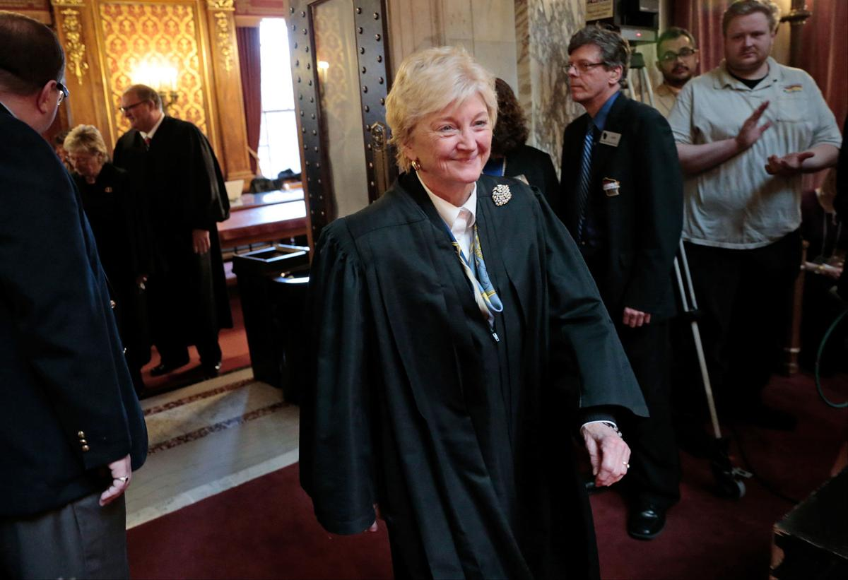 Wisconsin Supreme Court Chief Justice Patience D. Roggensack