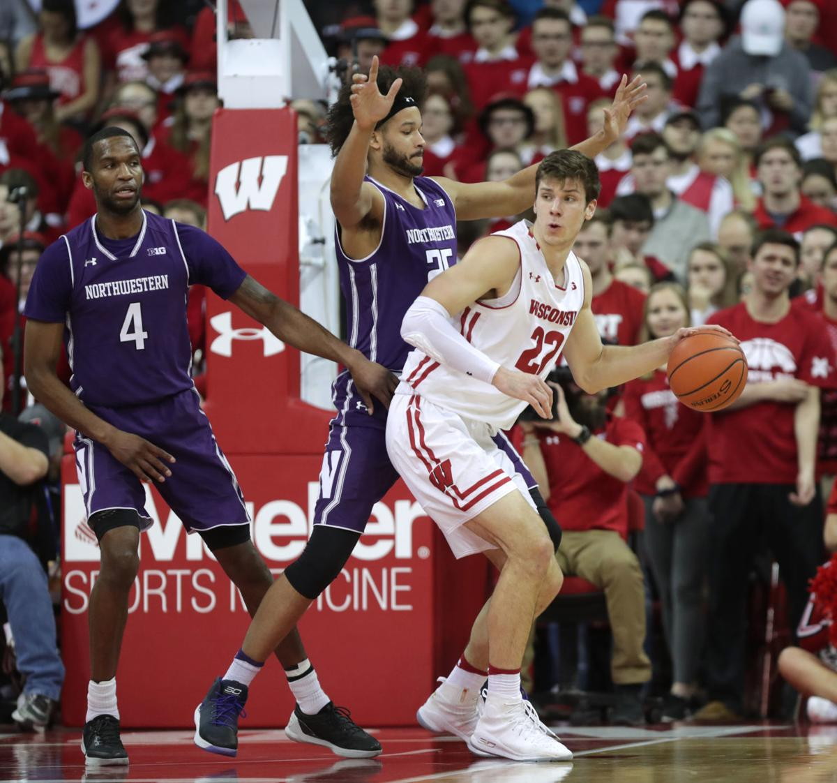 UW vs. Northwestern